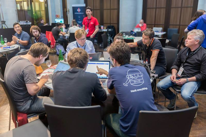 Stamplay-at-a-hackathon