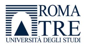 Roma Tre Univesity Logo